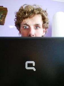 I'm watching you o_o